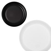 Пластиковые тарелки