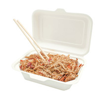 ЭКО Упаковка из сахарного тростника